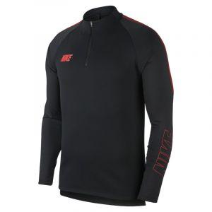 Nike Haut de football DriFIT Squad pour Homme Couleur Noir Taille 2XL