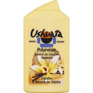 Ushuaïa Polynésie - Baume de douche Apaisant Vanille & Beurre de Jojoba