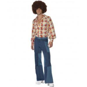 Smiffy's Déguisement disco homme (taille M)