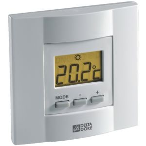 Delta Dore Thermostat Filaire Tybox 51