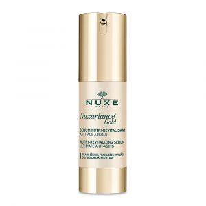 Nuxe Sérum Nutri-Revitalisant Nuxuriance gold Flacon-pompe 30 ml