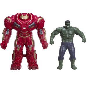 Hasbro Figurine 2 en 1 à fonction - Avengers Infinity War - Hulkbuster