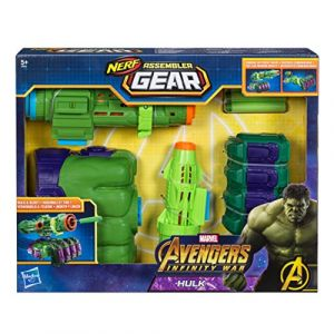 Hasbro Nerf Assembler Gear Avengers Infinity War poing Hulk