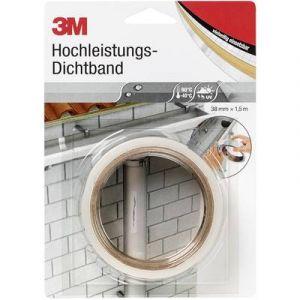 Ruban de scellement translucide (L x l) 1.5 m x 38 mm Conditionnement: 1 bobine(s) 3M 4411N