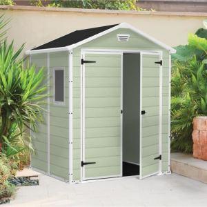 Keter Premium 65 - Abri de jardin en résine 2,80 m2