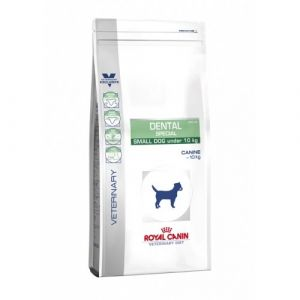 Royal Canin Veterinary Diet Care Nutrition Dental Special Small Dog DSD 25 - Croquettes chiens 3,5 kg