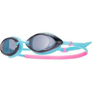 TYR Tracer Racing Lunettes de natation Femme rose/turquoise Lunettes de natation