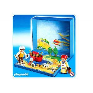 Playmobil 4332 Micro - Arche de Noé