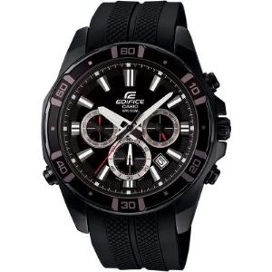 Casio EFR-534PB-1AVEF - Montre pour homme avec bracelet en résine Edifice
