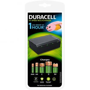 Duracell Chargeur universel CEF22