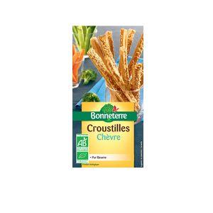 Bonneterre Croustilles fromage de Chèvre 100g