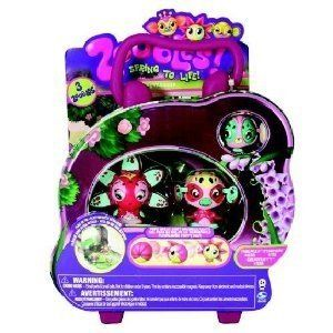 Spin Master 3 Zoobles Petagonia Collection