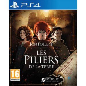Ken Follett - Les Piliers de la Terre sur PS4