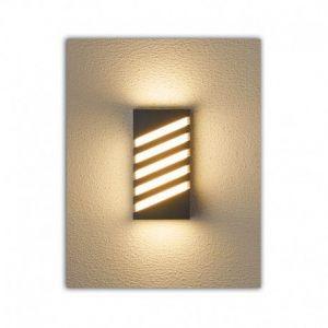 Vision-El COB ZEBRA - Applique extérieure LED IP54