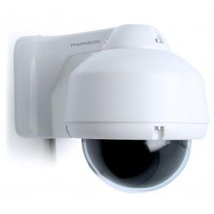 Thomson 512354 - Caméra de surveillance IP dôme motorisée PTZ