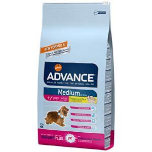 Advance Croquettes chien Medium +7 - Sac 12 kg