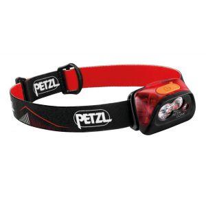 Petzl Actik Core 450 lumens Lampe frontale / éclairage Rouge - Taille TU