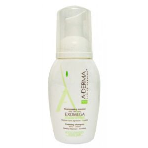 A-Derma Exomega - Shampooing mousse