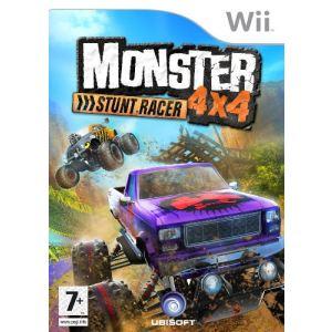 Monster 4x4 : Stunt Racer [Wii]