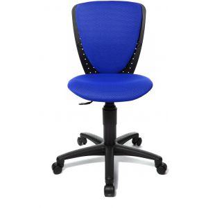 Topstar Chaise de bureau High S'cool - Bleu