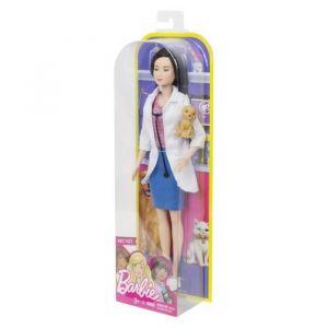 Mattel Barbie vétérinaire (DVF58)