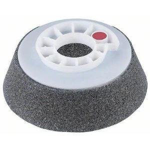 Bosch 1608600089 - Meule boisseau conique - pierre / béton