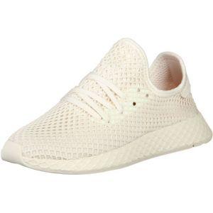 Adidas Baskets basses DEERUPT RUNNER Blanc - Taille 42
