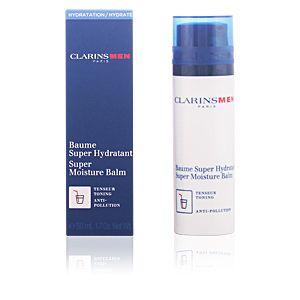 Clarins Men - Baume super hydratant tenseur anti-pollution