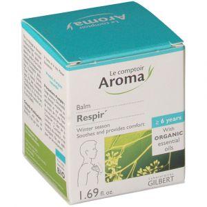 Le comptoir Aroma Baume Respir' Bébé 50 ml