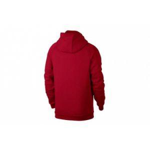 Nike Sweat à capuche entièrement zippé en tissu Fleece Jordan Jumpman pour Homme - Rouge - Taille 2XL - Male