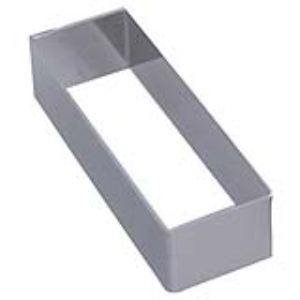 De Buyer Emporte pièce rectangle en inox