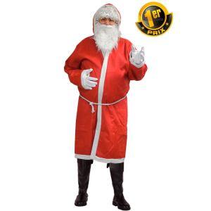 Deguisement Père Noël Eco (taille unique)