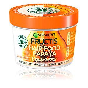 Garnier Fructis Hair Food papaya - Mascarilla reparadora 390 ml