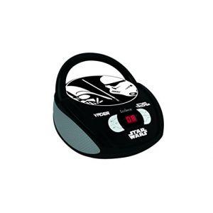 Lexibook RCD108SW - Radio lecteur CD Star Wars