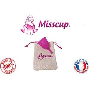 Image de Misscup Cup Menstruelle Rose petite taille