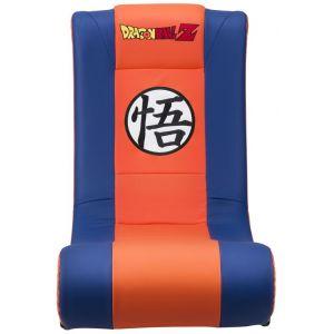 Subsonic Siège Pro Rock'n'Seat Dragon Ball Z Orange et bleu