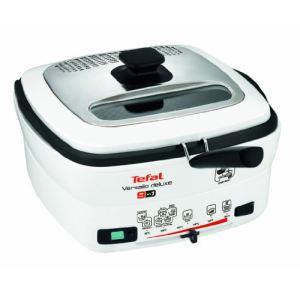 Tefal FR4950 - Friteuse électrique Versalio Deluxe 9 en 1