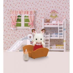 Epoch 5062 Chocolate Rabbit Baby