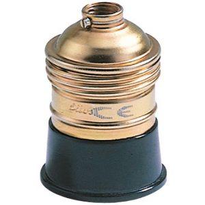 L'ébénoïd Douille E27 acier - Raccord - Diamètre 10 mm