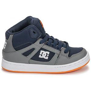 DC Shoes Baskets montantes enfant PURE HIGH-TOP Gris - Taille 36,37,38,39,33,34,35
