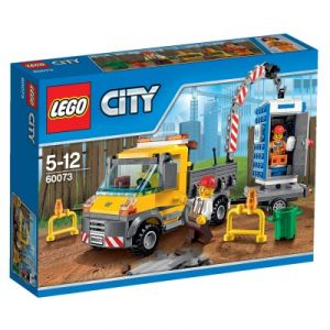 Lego 60073 - City : Le camion grue