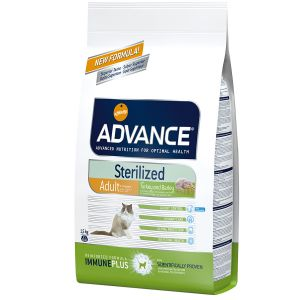 Image de Affinity Advance Sterilized Adult Turquey - Sac 3 kg
