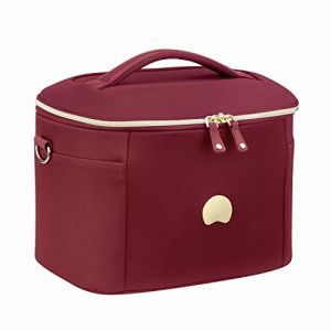 Delsey Vanity case Montrouge Rouge