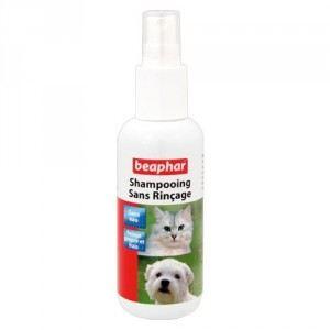 Beaphar Shampooing sans rinçage pour chiens et chats (150 ml)