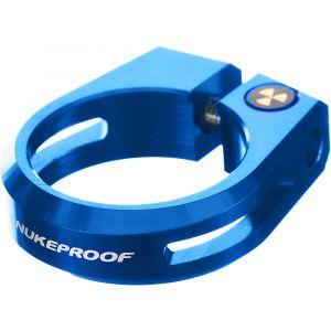 Nukeproof Collier de selle Horizon - 28.6mm Bleu Colliers de serrage