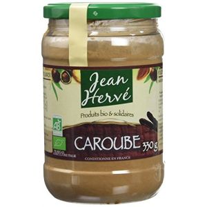 Jean Hervé Poudre de Caroube Bio 330 g