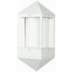 Albert Leuchten Applique extérieure 212 Blanc, 1 lumière Moderne Extérieur 212