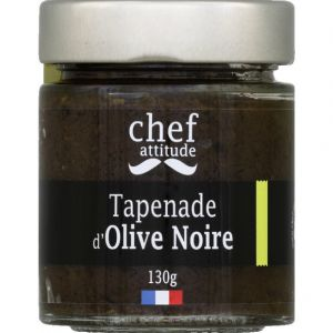 Chef Attitude Tapenade d'olives noires