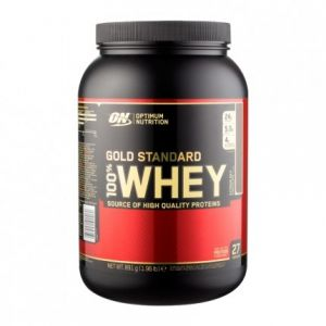 Optimum nutrition 100% Whey Gold Standard 908 g Extreme Milk Chocolate
