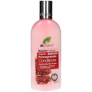 Dr. Organic Pomegranate Conditioner - Après-Shampoing à la Grenade Bio, 265 ml